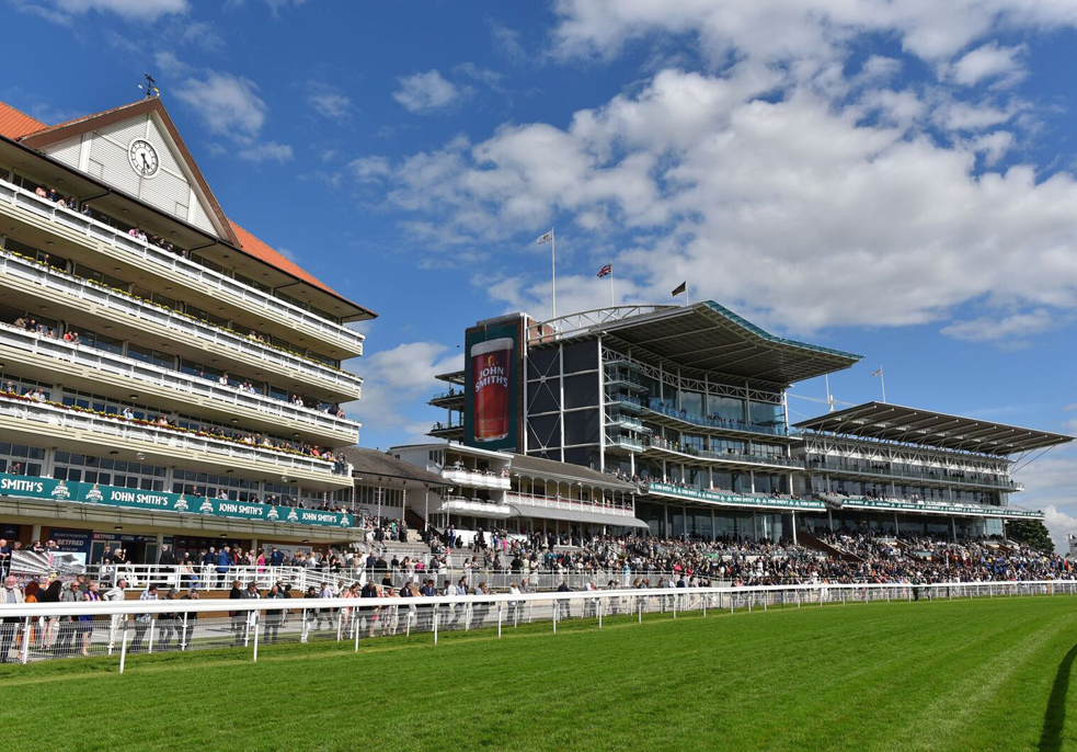 Racecourse post insert