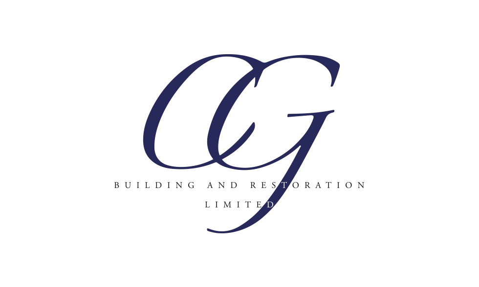 CG Building & Construction logo