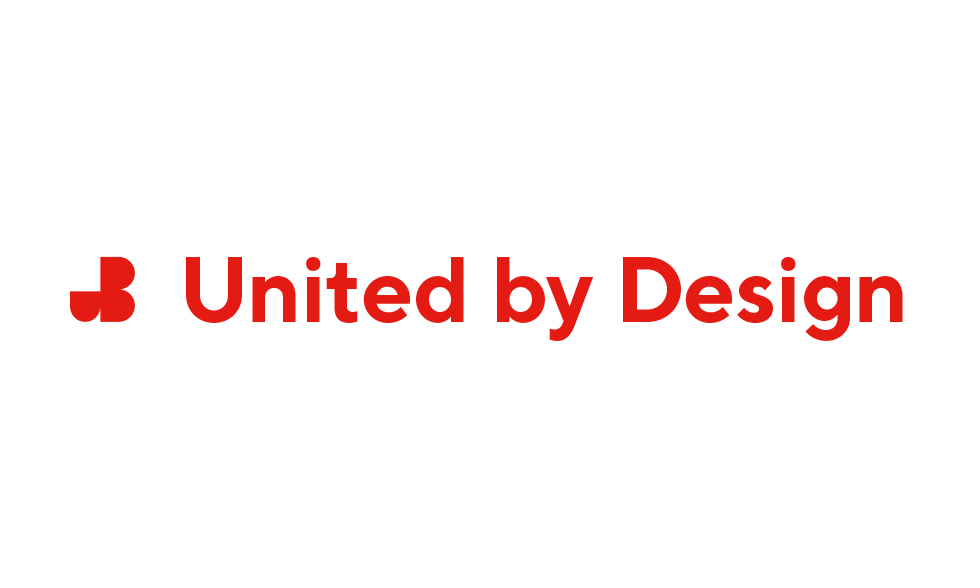 United by Design logo